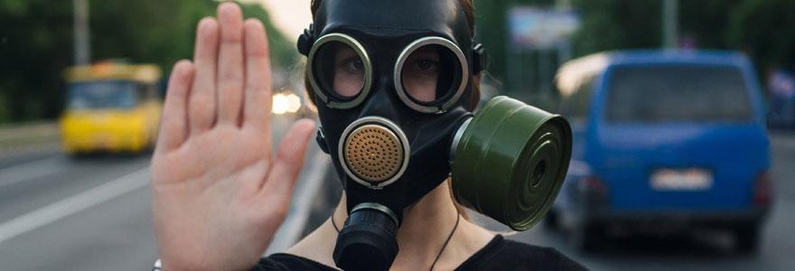 les contaminants particulaires, chimiques et biologiques